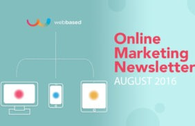 Twitter New Dashboard App & More in 2016 August WebBased Newsletter!